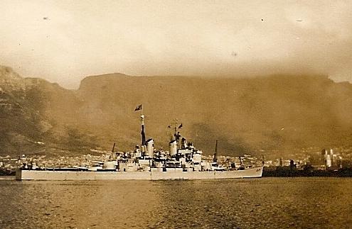 HMS Vanguard departing Cape Town 1947.jpg