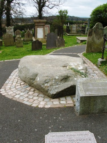 Downpatrick grave1.JPG