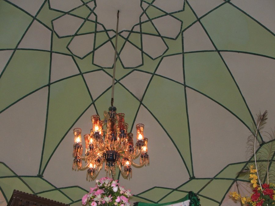 Interior Dome Decoration Saleh Abad.JPG